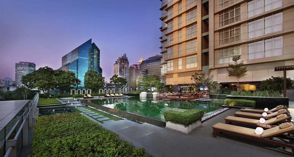 Sathorn Vista Bangkok Marriott Executive Apartments Reviewed