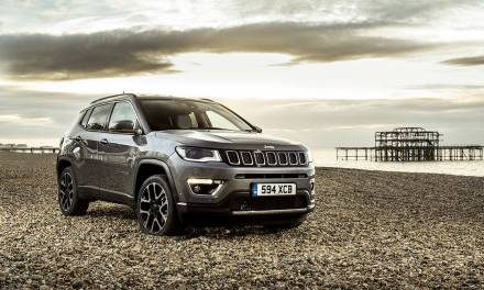 Jeep Compass Driven – Brighton UK Launch