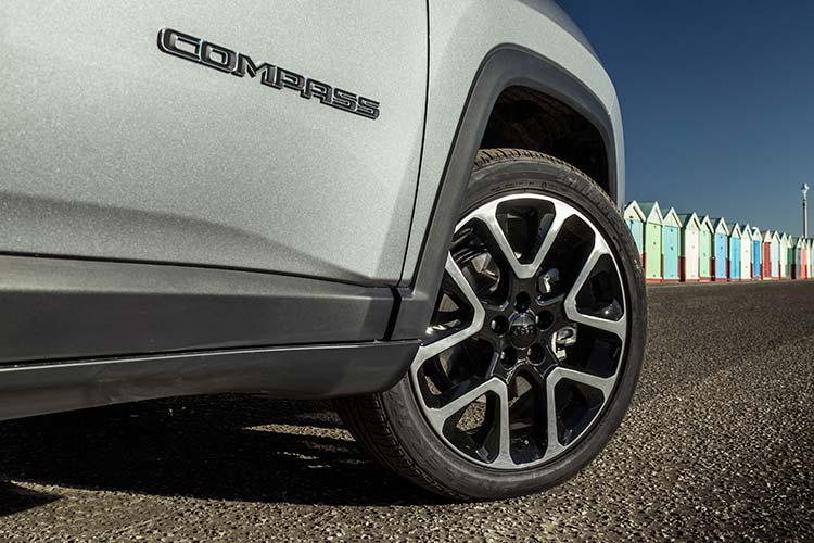 Jeep Compass Driven - Brighton UK Launch