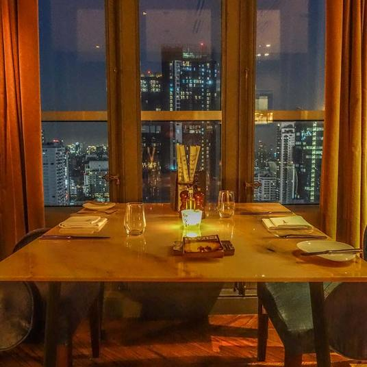 L'Appart Bangkok - French Rooftop Dining With Amazing Skyline Views - Restaurant Review