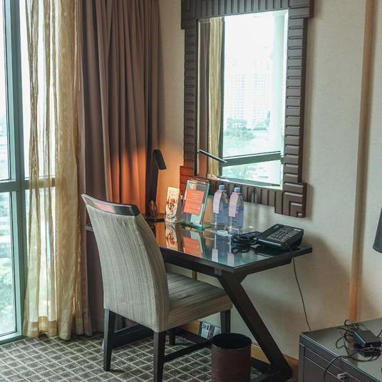 Grand Copthorne waterfront Singapore hotel review (2)