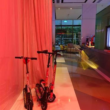 Oakwood studios Singapore hotel review Menstylefashion (16)