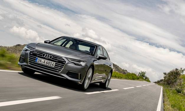All New Audi A6 – Reviewed In Portugal