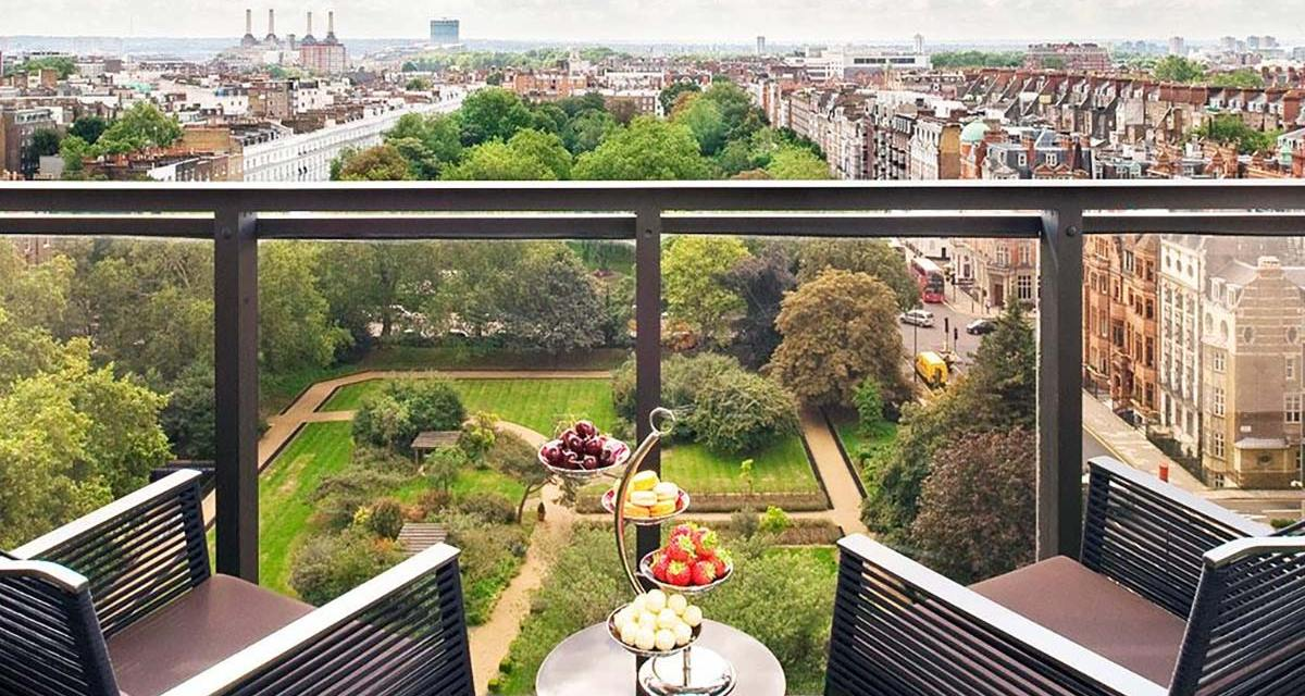 Jumeirah Carlton Tower Knightsbridge – London City View Suite