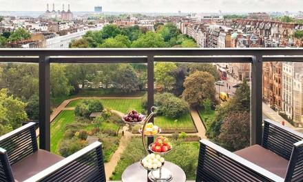 Jumeirah Carlton Tower Knightsbridge – London City View Suite