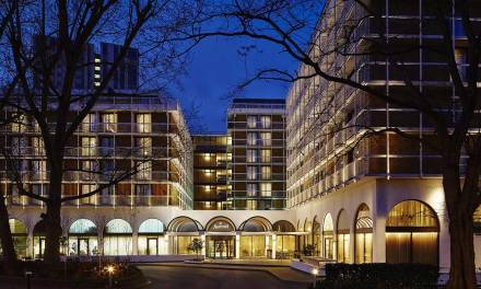 London Marriott Hotel Regents Park – Skyline Penthouse Suite