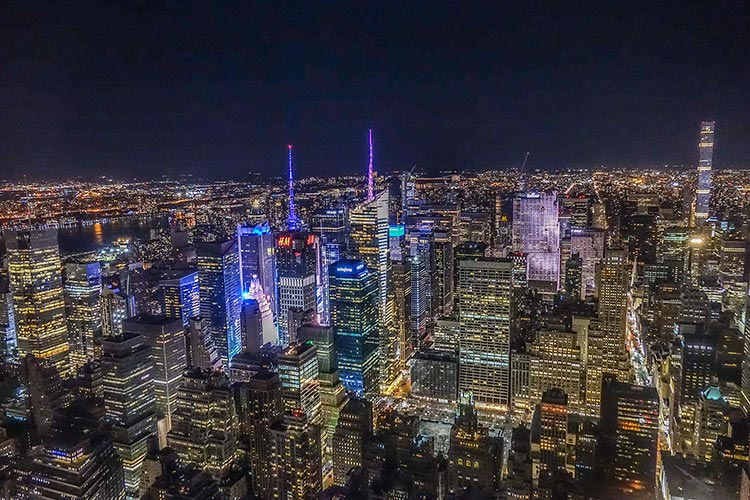 New York City – The Seven Top Places To Visit