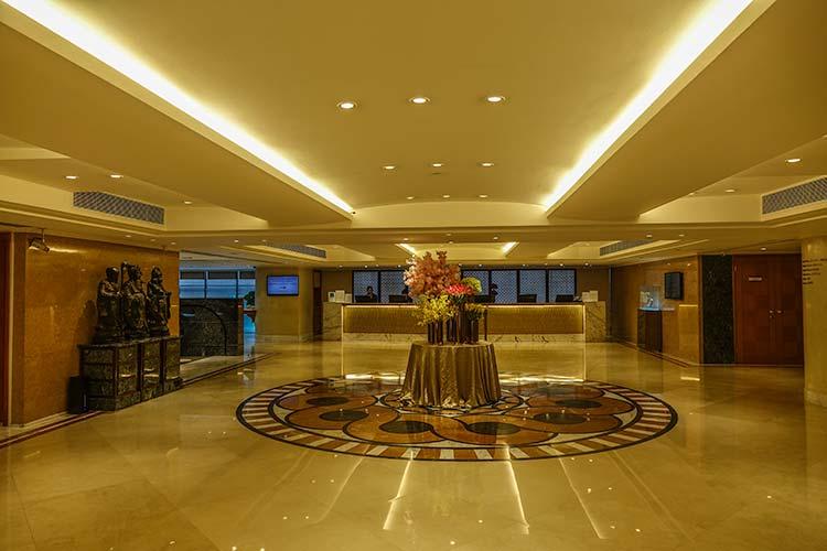 The Royal Pacific Hotel and Towers - Amazing Hong Kong Island Views