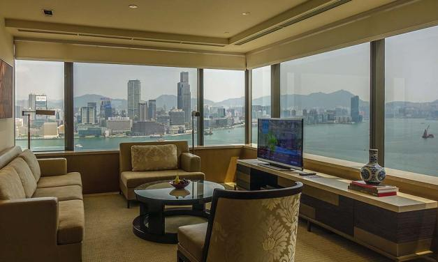 Grand Hyatt Hong Kong – Harbour View Room Reviewed