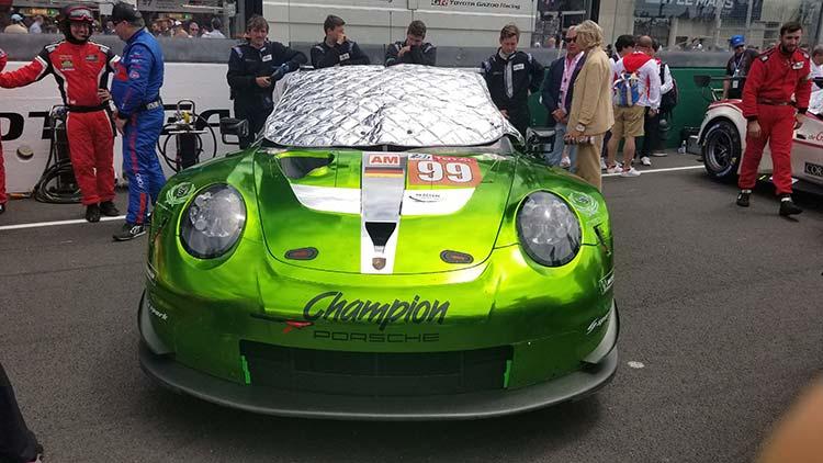 Le Mans 24 Hours- It's More Than Just Racing Porsche