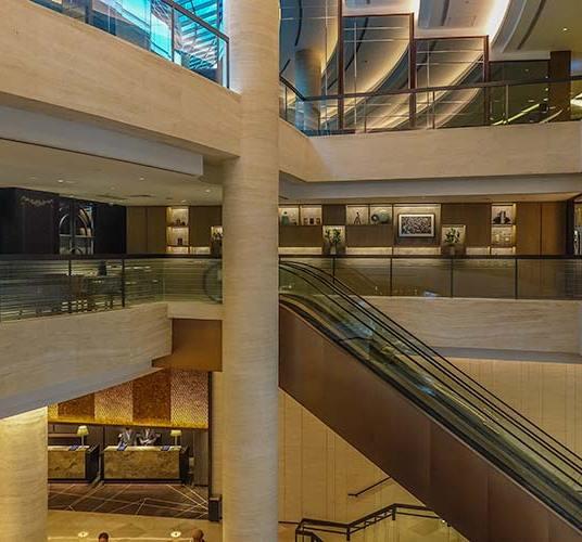 New World Millennium Hong Kong – Contemporary Flare Design Hotel