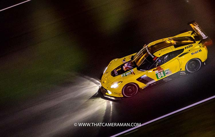 Le Mans 24 Hours- It's More Than Just Racing At night
