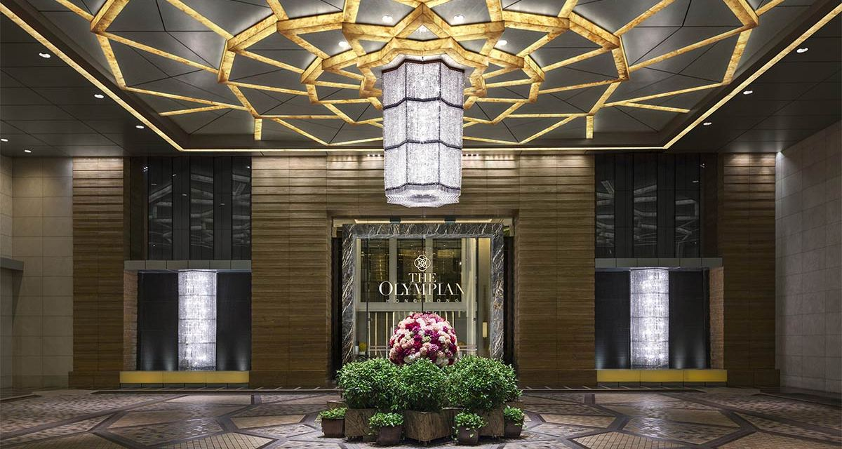 The Olympian Hong Kong – Luxury Space Boutique Hotel