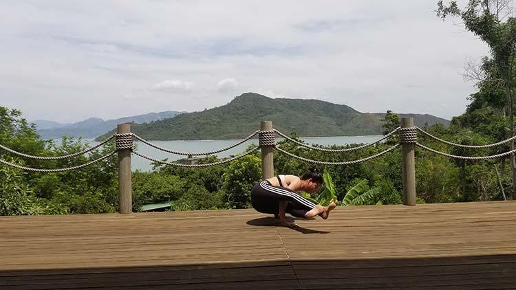 An Lam Retreats Ninh Van Bay - Nature Is The Foundation Of Luxury yoga