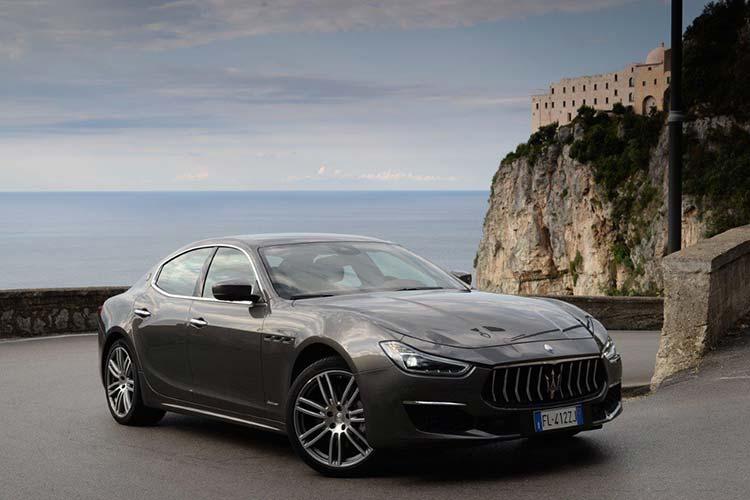 Amalfi Coast – Maserati Luxury Travel Tips