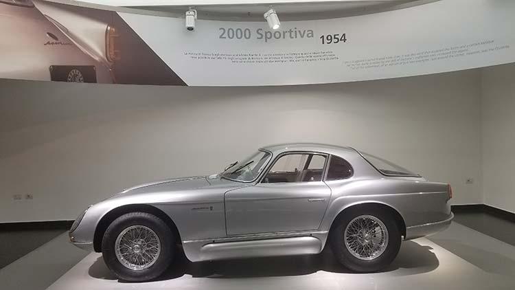 Alfa Romeo - Museum Classic Car Tour