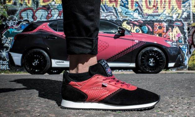 Lexus-Inspired Sports Trainers By Norman Walsh