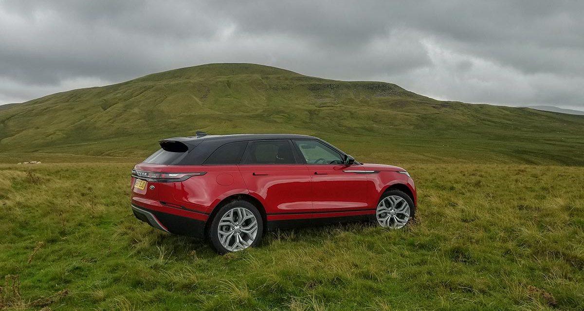 Range Rover Velar – The Fashion & Lifestyle SUV