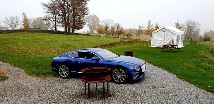 Swinton Estate Bird Life MenStyleFashion Bentley GT