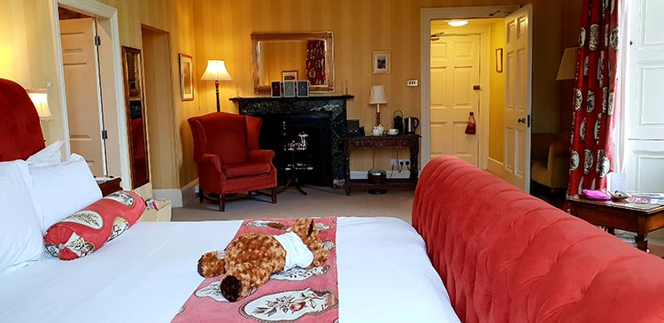 Harrogate Suite Swinton Estate Yorkshire Dale