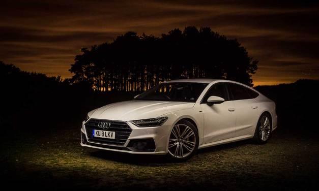 Audi A7 Sportback Review