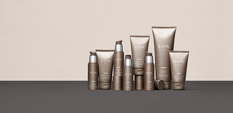 ESPA Men – NEW Triple Action Grooming Oil