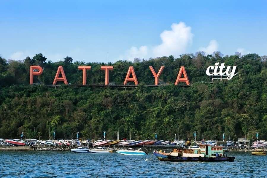 pattaya city thailand