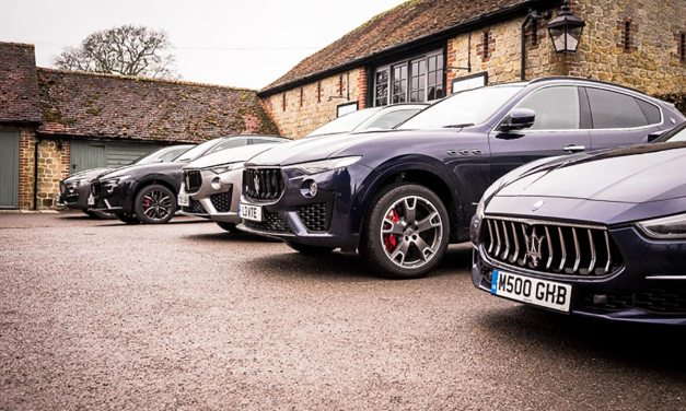 Drive, Design & Gourmet – Maserati Experience It's A Lifestyle