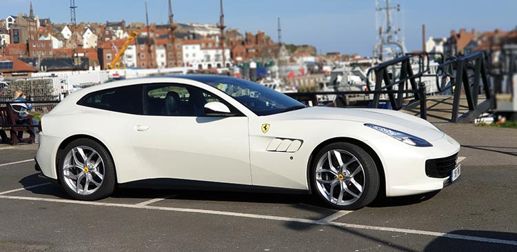Ferrari GTC4Lusso T - Everyday Driving V8 Four Seater Whitby