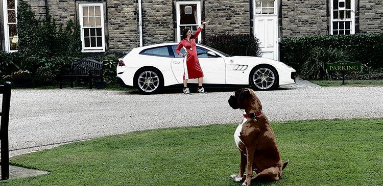 Ferrari GTC4Lusso T Gracie Opulanza