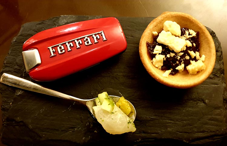 Judges At Kirklevington - North Yorkshire food Ferrari