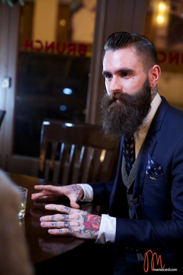 Ricki Hall Tattoo