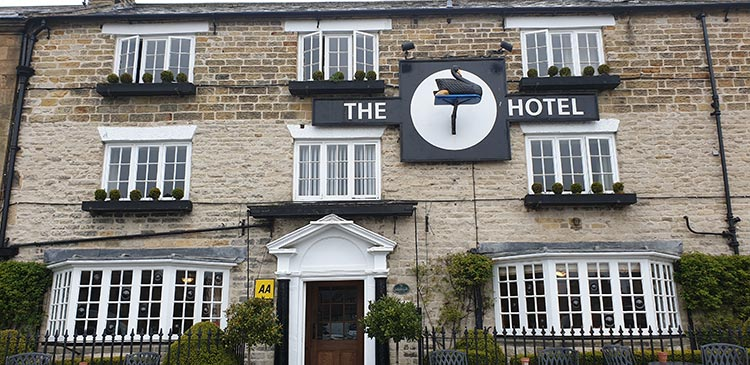 The Black Swan Helmsley North Yorkshire (1)
