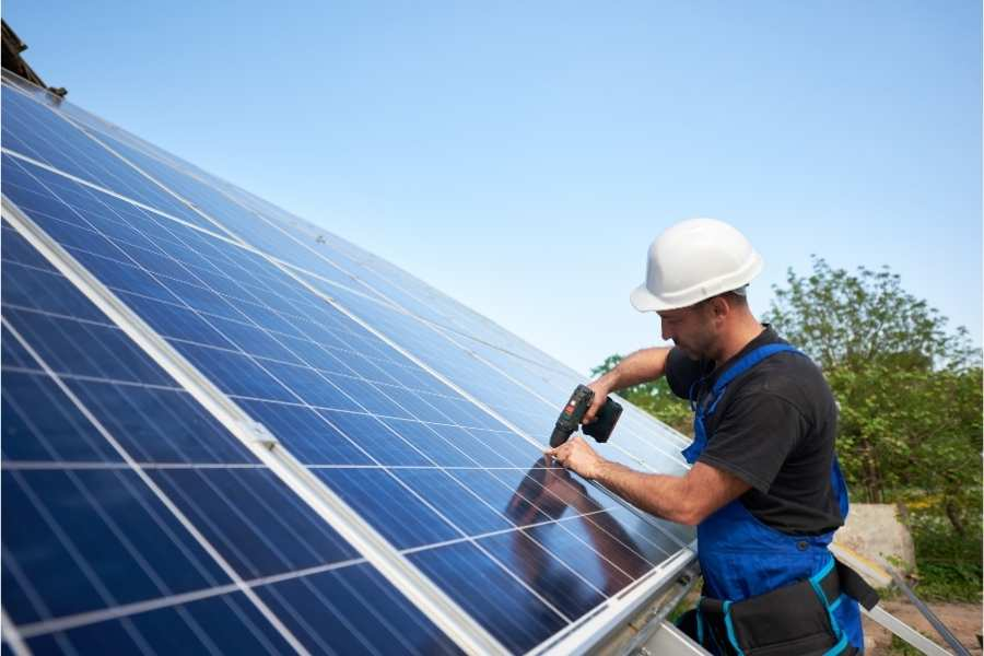 The Man's Ultimate Guide to Installing Solar Panels