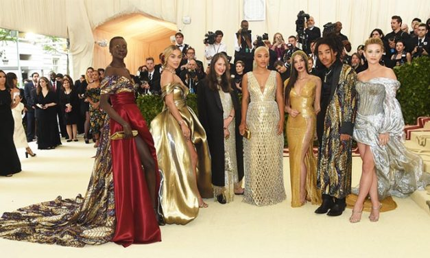Met Gala Ball – Politics Versus Entertainment