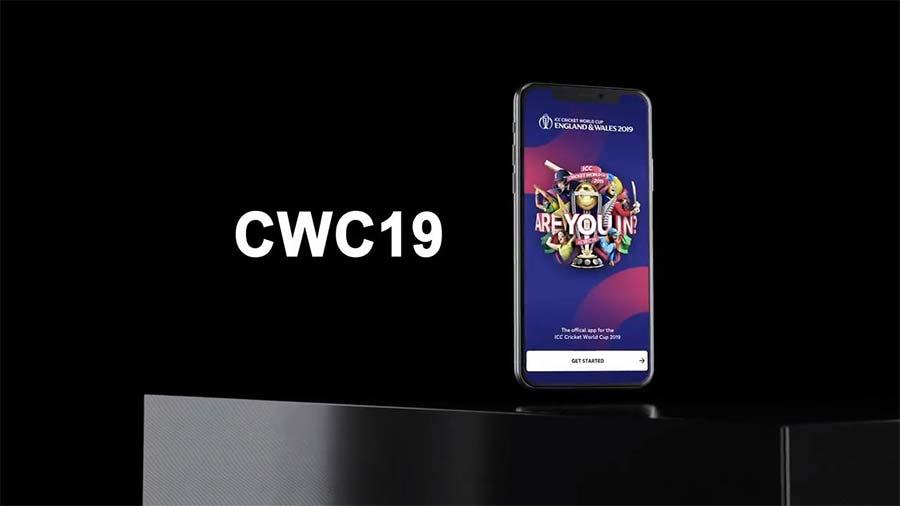 Cricket Worldcup App