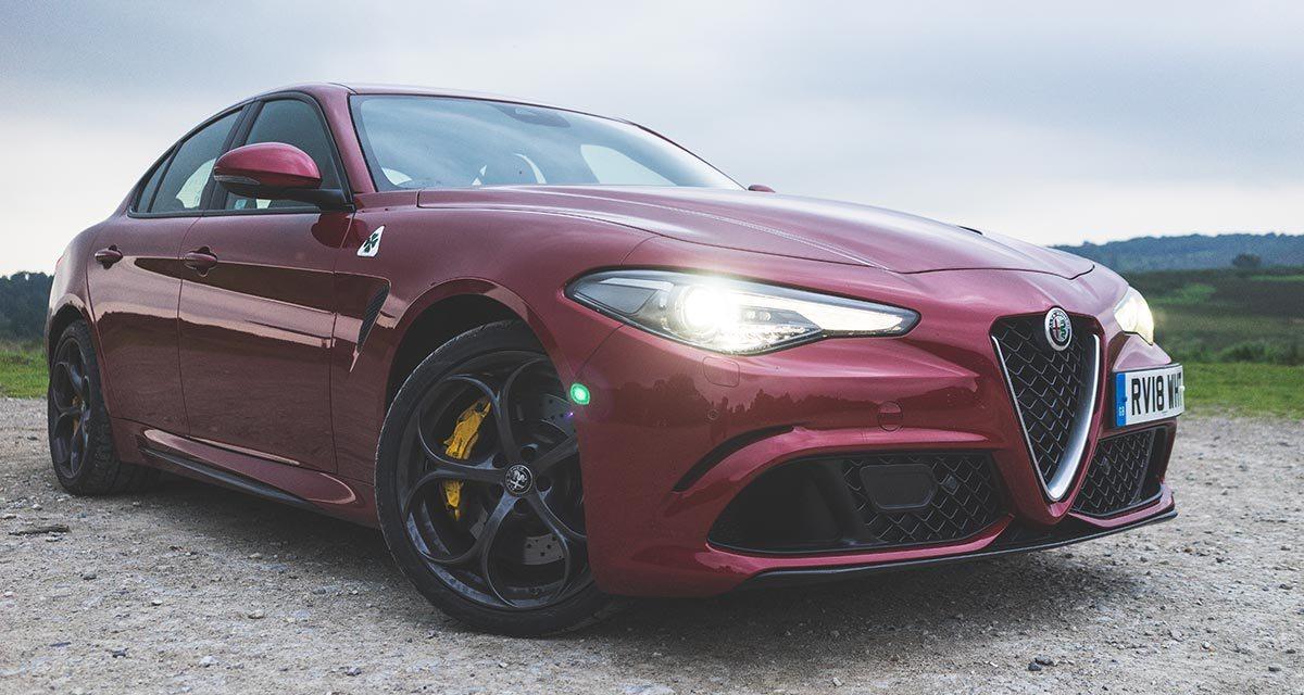 Alfa Romeo Giulia Quadrifoglio – La Dolce Vista Review