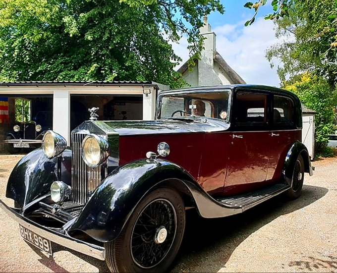 Rolls Royce 1934 Classic Car MenStyleFashion 2019 (3)