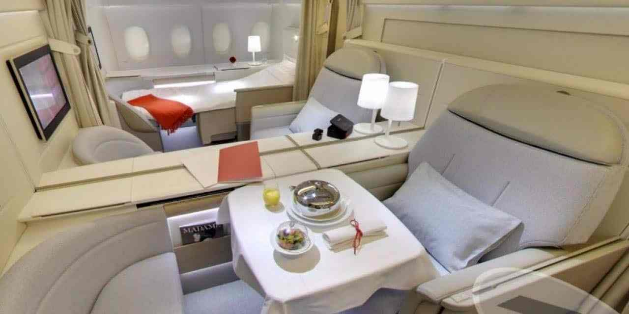 Flying First Class – How To Behave Tips