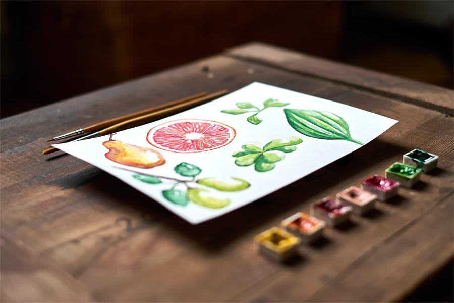 painting creativity