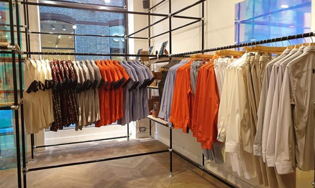 Charles Vane –  Luxury Italian Menswear