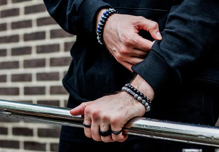 4 Types of Jewelry Men Will Actually Wear