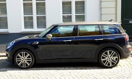 Mini Clubman Review – Road Trip to Bruges Belgium