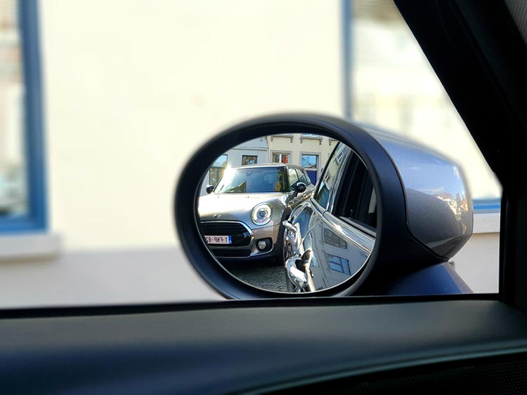 Mini Clubman - The Brugge Job Review 2019 MenStyleFashion JW Cooper Works BMW revision mirrors