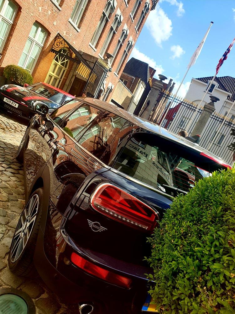 Mini Clubman - The Brugge Job Review 2019 MenStyleFashion JW Cooper Works BMW