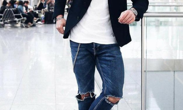 Styling Men's Trousers So You Always Look Cool And Presentable