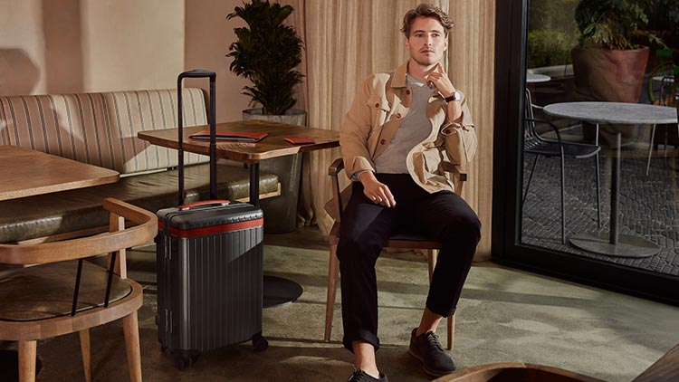 Carl Friedrik – Luxury Travel Carry- On