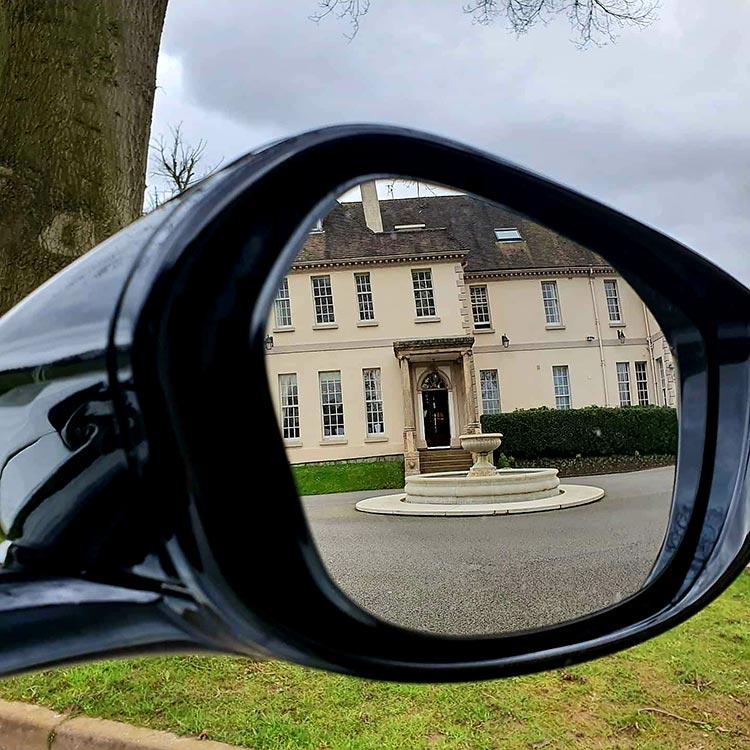 Aston Martin Brockencote Hall Hotel review DB11 2020 (2)