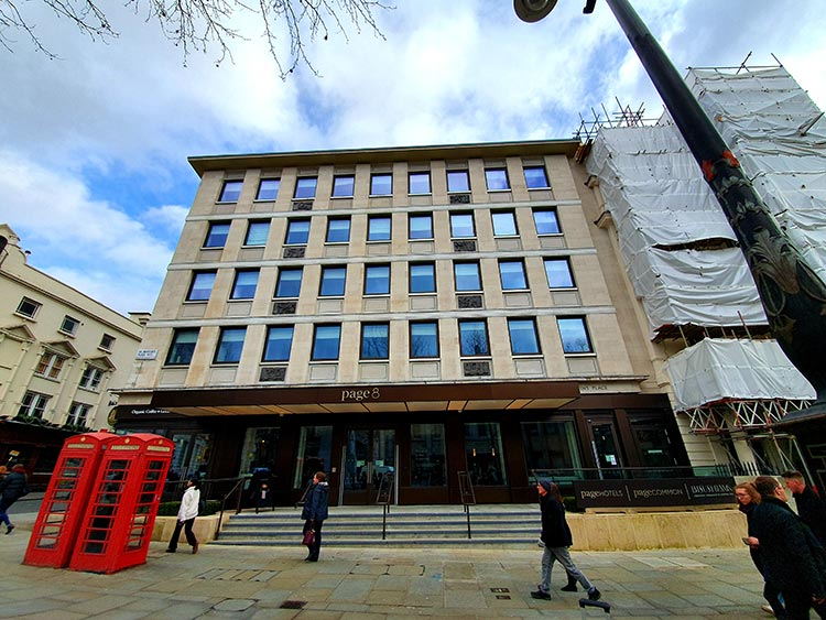 Page8 Hotels London – New Hotel In The Heart of Central London