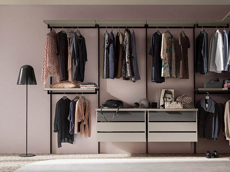 Design Tips For Your Walk-In Wardrobe